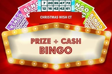 Bingo for Christmas Wish CT