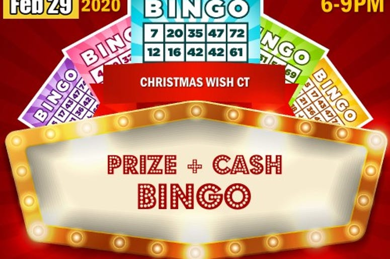 Connecricut Christmas Wish 2020 Prize & Cash Bingo | Lite 100.5 WRCH