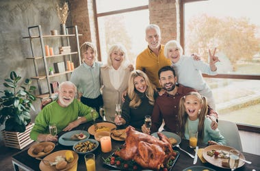 Remembering Loved Ones At Thanksgiving