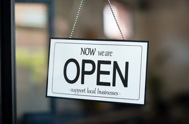 Local Businesses are Open