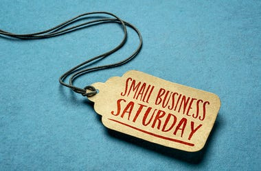 small business saturday tag