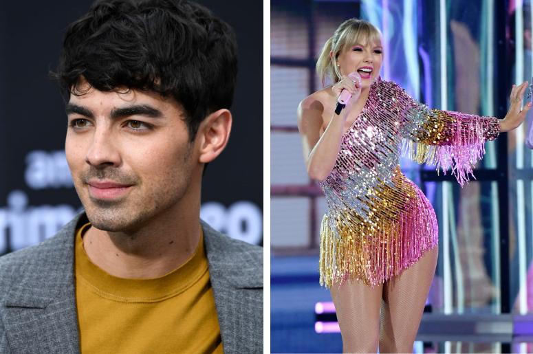 Joe Jonas and Taylor Swift