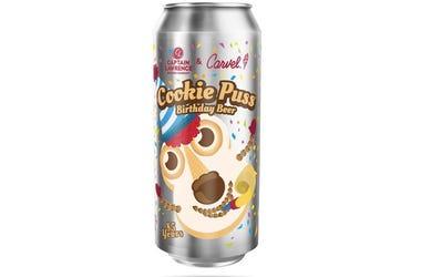 Cookie Puss Beer