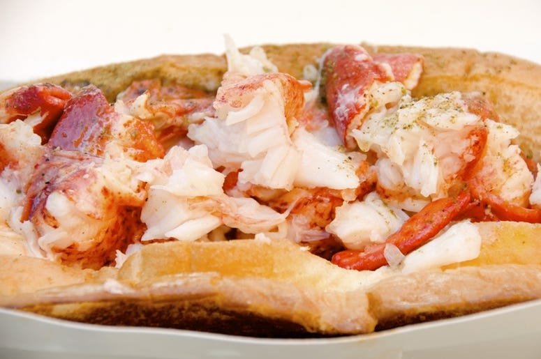CT lobster roll