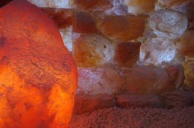 Himalayan Pink Salt Spa