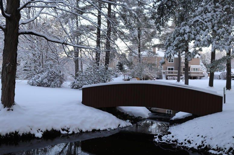 Spring Lake Village Bridge