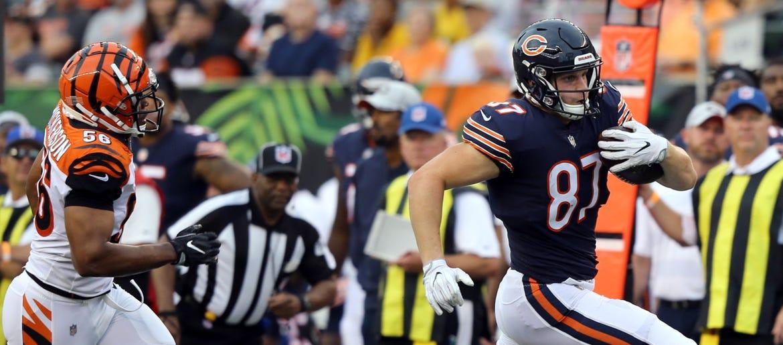 Bears Giving Adam Shaheen One More Chance