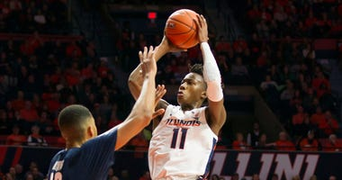 Illinois guard Ayo Dosunmu