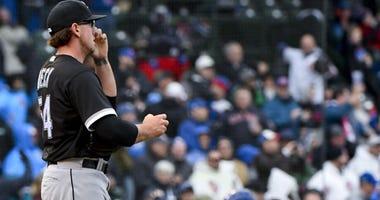 White Sox right-hander Carson Fulmer