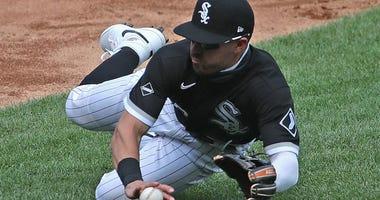 White Sox infielder Danny Mendick
