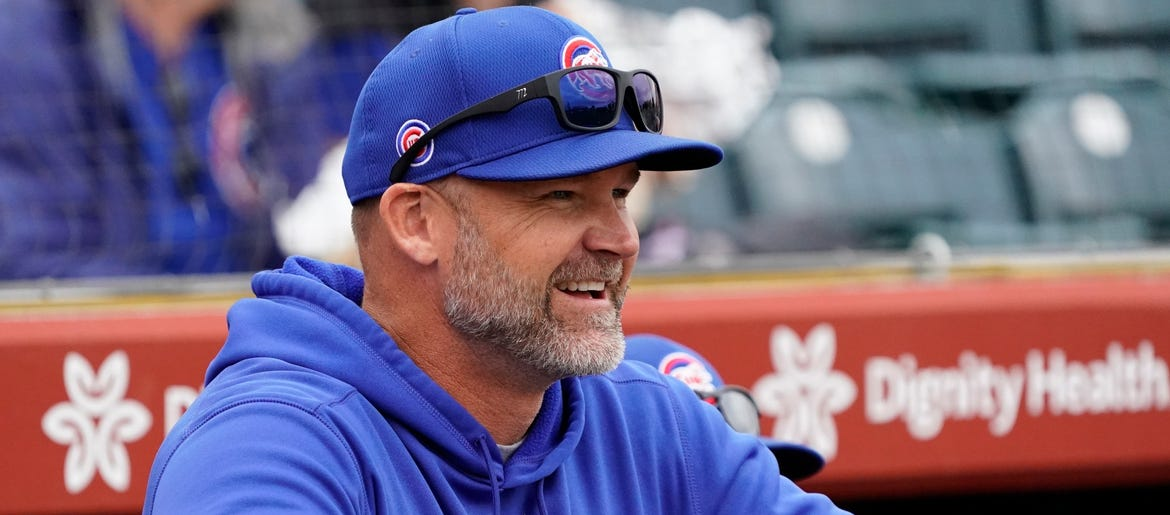 Cubs' Happ: Ross Is 'Right Guy For This Team'