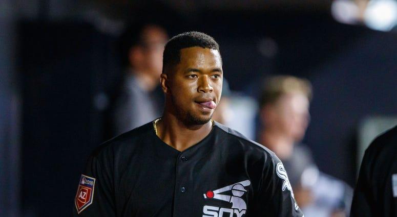 White Sox prospect Eloy Jimenez