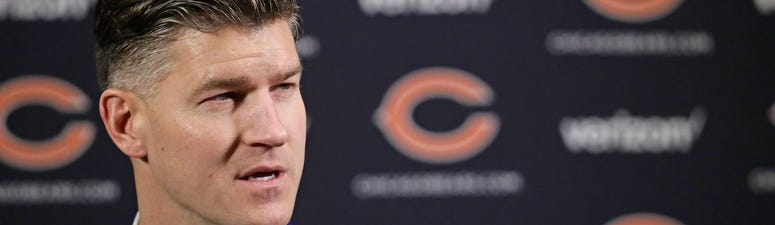 Bears general manager Ryan Pace