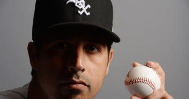 White Sox left-hander Gio Gonzalez
