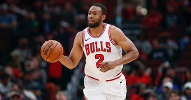 Bulls forward Jabari Parker