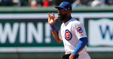 Cubs outfielder Jason Heyward