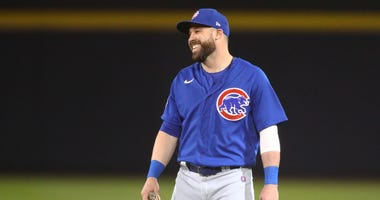 Cubs second baseman Jason Kipnis