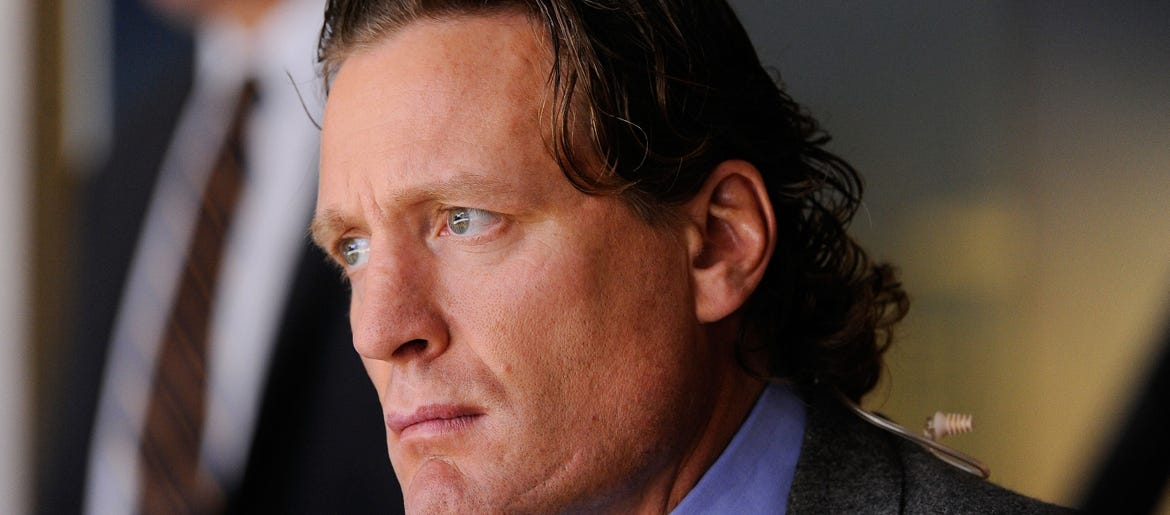 Roenick: Firing From NBC 'One Of Biggest Raw Deals'