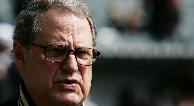 White Sox owner Jerry Reinsdorf