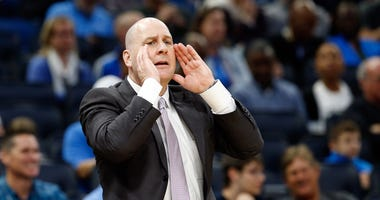 Bulls associate head coach Jim Boylen