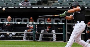 White Sox first baseman Jose Abreu