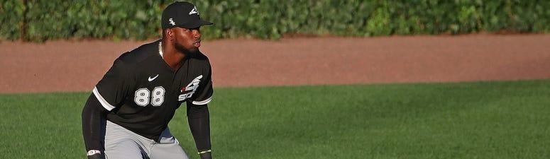 White Sox outfielder Luis Robert