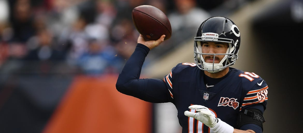 5@5: How Would Trubisky React To A Prove-It Year?