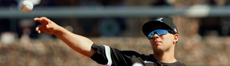 White Sox second baseman Nick Madrigal
