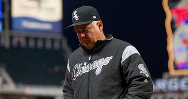 White Sox manager Rick Renteria