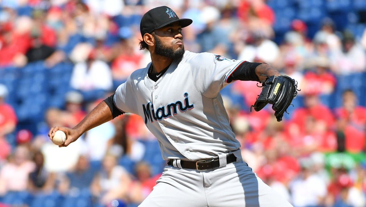 Sox Claim RHP Guerrero Off Waivers From Marlins