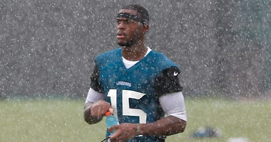 Allen Robinson, then with the Jaguars.