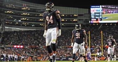 Bears linebacker Leonard Floyd