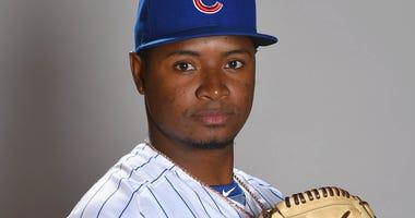 Cubs reliever Randy Rosario