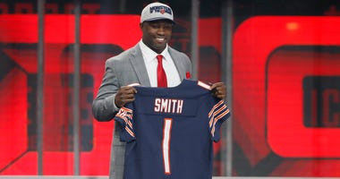 New Bears linebacker Roquan Smith