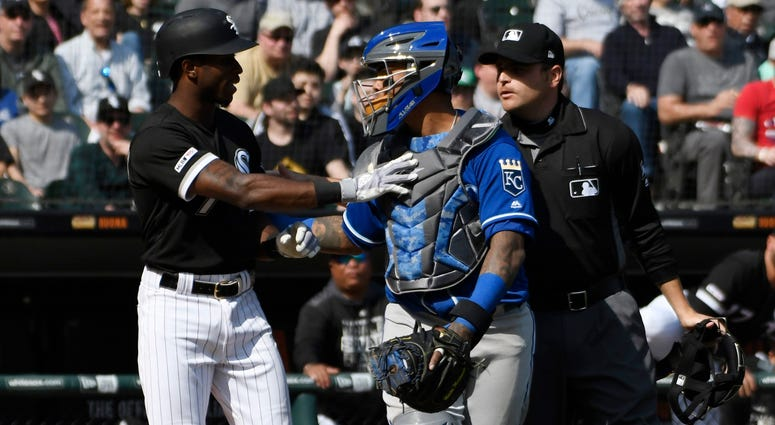 White Sox shortstop Tim Anderson