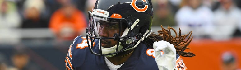 Bears running back/receiver Cordarrelle Patterson