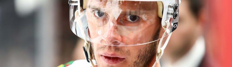 Blackhawks captain Jonathan Toews