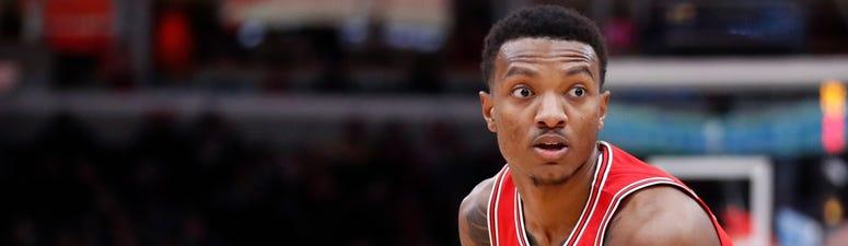 Bulls center Wendell Carter Jr.