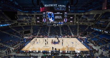 Wintrust Arena, home of the DePaul Blue Demons