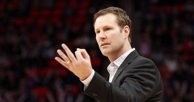 Bulls coach Fred Hoiberg