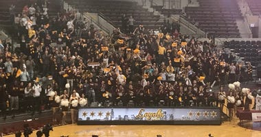 Loyola selection show watch party