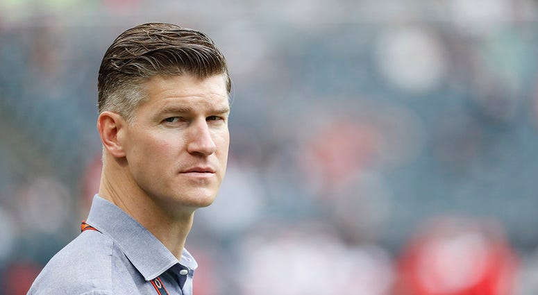 Bears general manage Ryan Pace