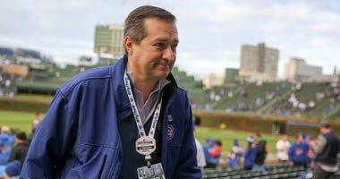 Cubs chairman Tom Ricketts