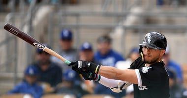 White Sox infielder Yolmer Sanchez