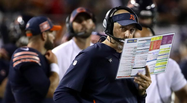Bears' Revamped Offense Finding Its Form