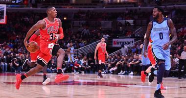 Bulls guard Kris Dunn