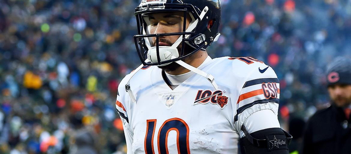 Lightfoot Wants More From Trubisky, 'Brutal Bears'