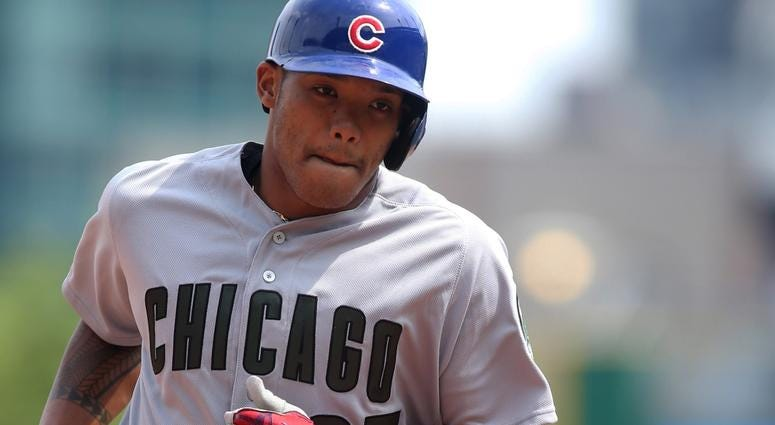 Cubs Face Another Decision On Addison Russell
