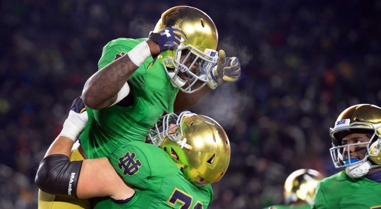Listen Notre Dame Is College Football Playoff Bound 670