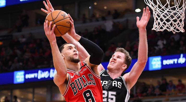 Westerlund: Bulls-Spurs Observations
